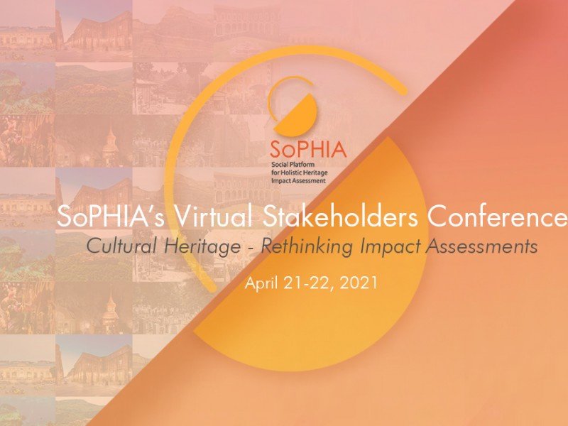 SoPHIA´s Stakeholders Virtual Conference, April 21-22, 2021